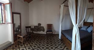 double master bedroom the farm house annex villa nuraghe in sardinia