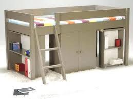 lit mezzanine ado avec bureau et rangement mezzanine ado bureau lit lit mezzanine ado avec bureau et rangement