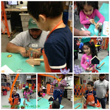 home depot kids workshop crafty mama in me