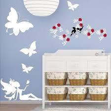 deco chambre bebe fille papillon deco chambre papillon deco chambre bebe fille papillon 4 stickers