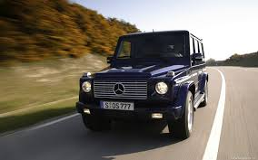cars desktop wallpapers mercedes benz g55 amg 2004