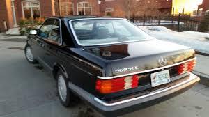 1986 mercedes 560 sec 1986 mercedes 560sec base coupe 2 door 5 6l