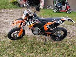ktm 530 exc r 500 cm 2008 janakkala motorcycle nettimoto