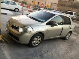 nissan tiida 2008 interior nissan tiida 2008 model for sale qatar living
