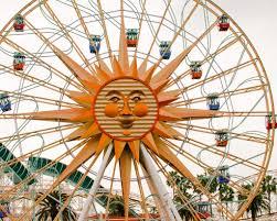 Disney California Adventure Map Sun Wheel The Ferris Wheel At Disney U0027s California Adventur U2026 Flickr