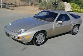 porsche v8 1983 porsche 928 for sale v8 sports car affordable classic front