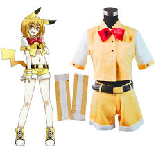 Cute Monster Halloween Costumes by Online Shop Pokemon Pocket Monster Fan Art Ver Pikachu Cosplay