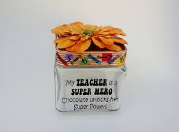 jars glassware chocolate sayings gifts desk