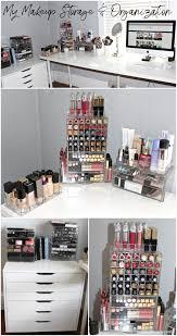 my makeup storage and organization u2022 realizing beauty
