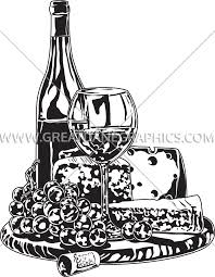 cartoon wine png wine cheese production ready artwork for t shirt printing