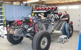 baja truck suspension ivan