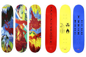 skateboard designen we chose the 10 most awesome skateboard designs from supreme
