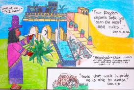 nebuchadnezzar aunties bible lessons
