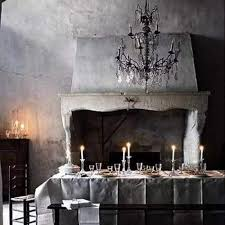 Gothic Dining Room by Gallery Unique Intuitions