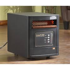 Infrared Heater Fireplace by Edenpure Usa 1000 Infrared Heater 224737 Fireplaces At