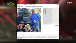 Seeking Ad Craigslist Ad Seeking Bbq Goes Viral