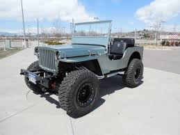 flat gray jeep photo gallery jeep flattys flat fender builds restomods