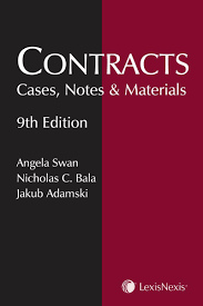 lexisnexis case search contracts cases notes and materials 9th edition lexisnexis