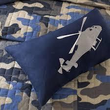 Blue Camo Bed Set Blue Camo Boys Bedding Xl Quilt Set Army