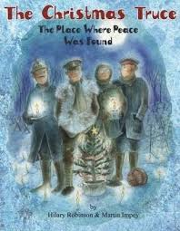 the christmas truce by hilary robinson buy books at