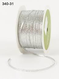 buy ribbon online 1 8 inch solid silver ribbon buy ribbons online