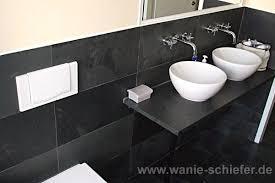 badezimmer schiefer wanie raum stein deutschlandweit schiefer exklusiv bad