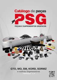 heidelberg psg v1 0 by psg peças e suprimentos gráficos issuu