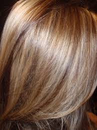 brown lowlights on bleach blonde hair pictures adding lowlights to bleached hair google search hair pinterest