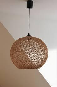 suspension chambre pendant lighting woven straw wicker chandelier suspension
