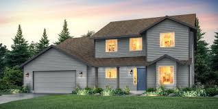 the ashland custom home floor plan adair homes