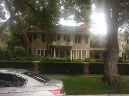 ahs used the original michael myers house from halloween i