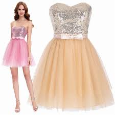 mini homecoming dresses cheap junior girls sequins evening party