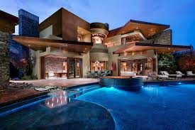 contemporary style architecture amazing contemporary and futuristic looking home in las vegas