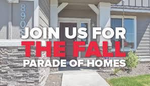 2017 Fall Parade Of Homes Cbh Homes Cbh Homes Blog