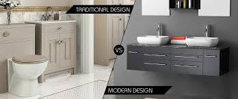 freestanding bathroom furniture designer cabinets uk style