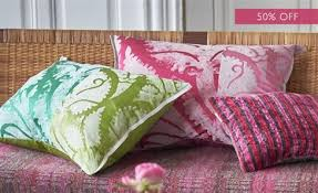 Clearance Decorative Pillows Clearance Up To 50 Off Designers Guild