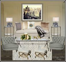 living room reveal and styling tips u2014 classy glam living