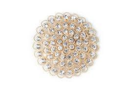 chair sash buckles rhinestone metal pin sash buckle silvergoldcopygold cv