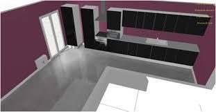 conception cuisine 3d la conception et l aménagement de la maison en 3d devient