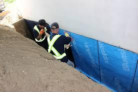 bowmanville on foundation repair wet basement aquatite basement