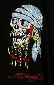 imagenes de calaveras hombres ed hardy hombres camisa polo tamaño 3xl parche calavera pirata negro