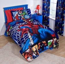 Twin Comforter Sets Boy Bedding Set Colorful Bedroom Interior For 3d Render Boys
