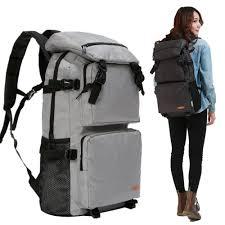 Backpack travel bags camera shoulder bag