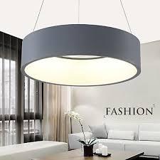 Living Room Pendant Lights Modern Fashion Led Pendant Lights Metal Living Room Bedroom