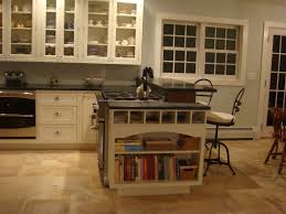 Kitchen Desk Cabinets Furniture White Thomasville Cabinets With Black Countertop On