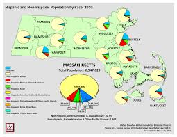 Map Of Massachusetts Counties Introduction