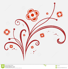 flowers ornament stock vector image of illustration branch 466640