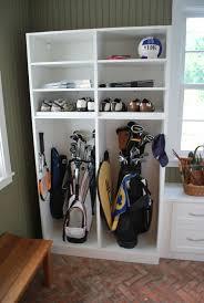 Garage Golf Bag Organizer - 25 luxury mudroom decor check my other ideas u003e u003e u003e click