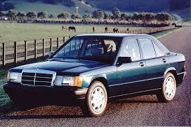 1990 mercedes 190e 1990 93 mercedes 190 consumer guide auto