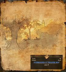 Stormhaven Ce Treasure Map Eso Imperial Edition Mappe Del Tesoro Treasure Maps Seo